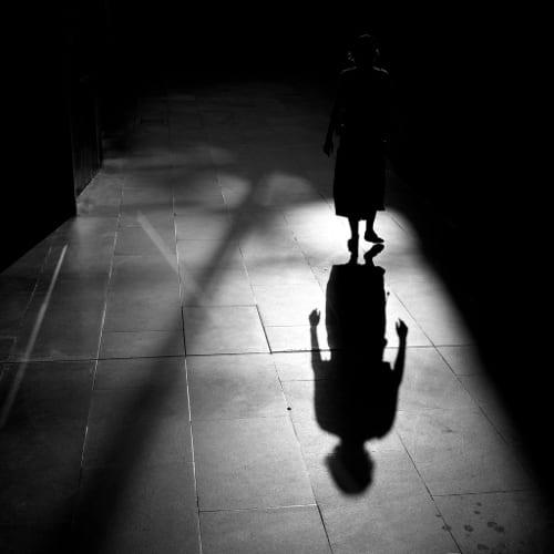Darkness by Kristyl Gravina