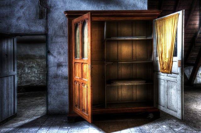 The Monster Outside the Closetby Luke Evans