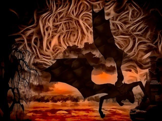 Demon Night by Jesse Thompson