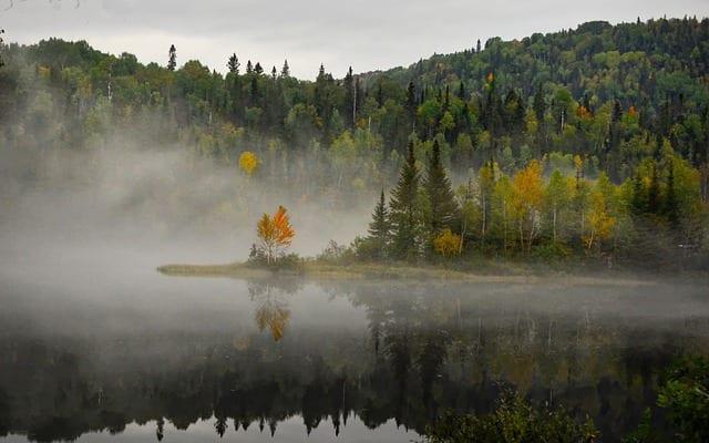 Lake Wrenwood by Jeff Metzler
